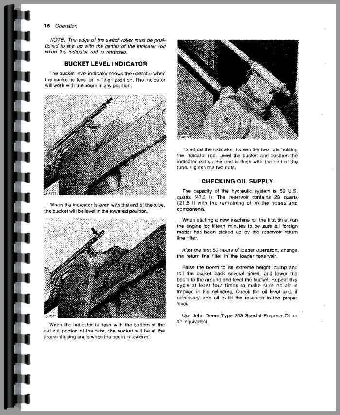 John Deere 350B Crawler Operators Manual