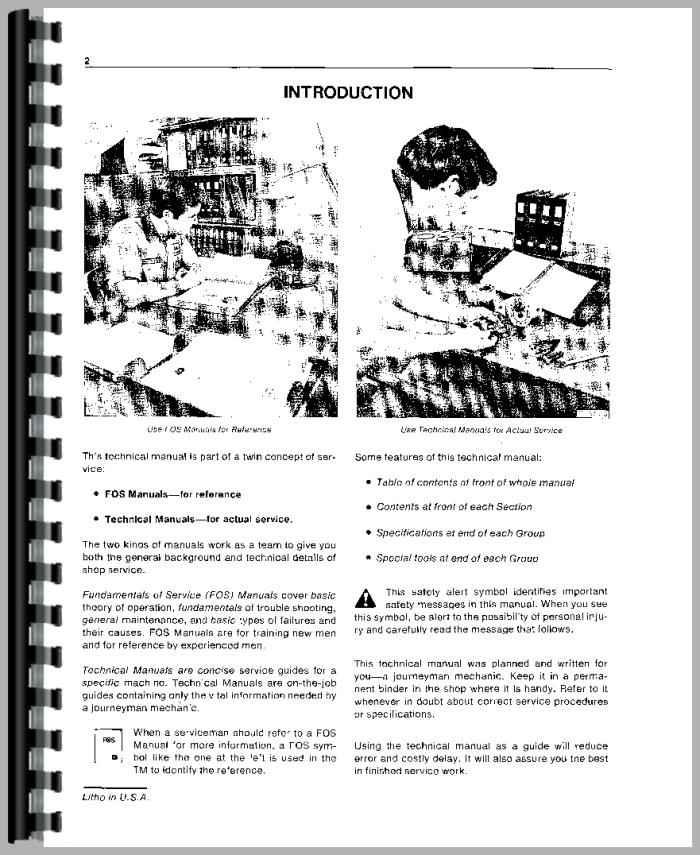 John Deere 4000 Tractor Service Manual