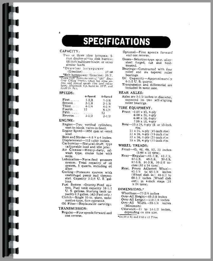 John Deere 420U Tractor Operators Manual