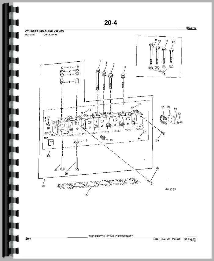 John Deere 2210 Wiring Diagram 2210 John Deere