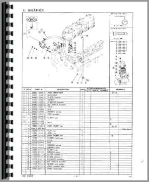 Kubota L3130 Parts Diagram | IndexNewsPaperCom
