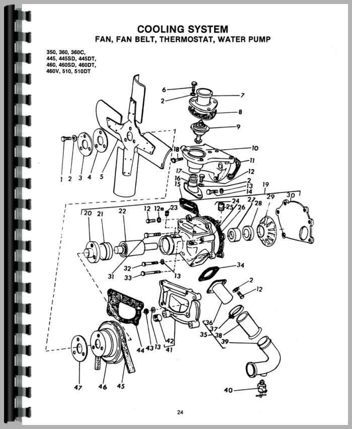 Long Tractor Parts Diagrams, Long, Free Engine Image For