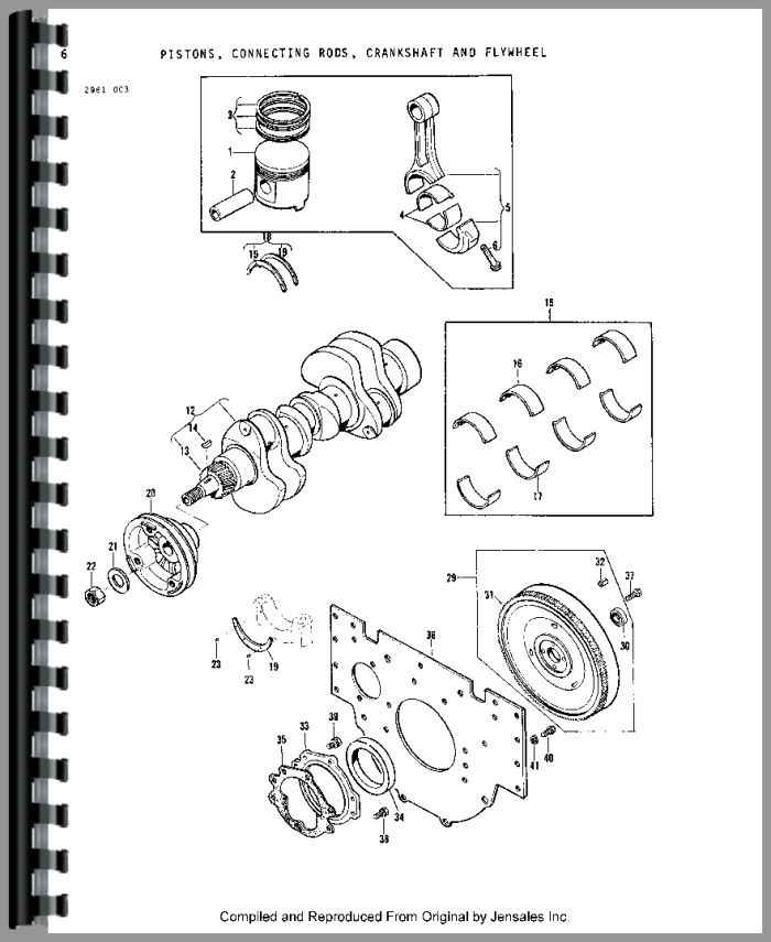 Tractor Hydraulic System Schematic Tractor Free Engine