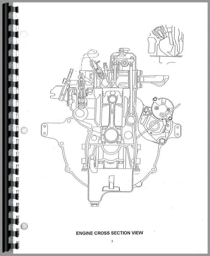 Massey Ferguson 1230 Tractor Service Manual