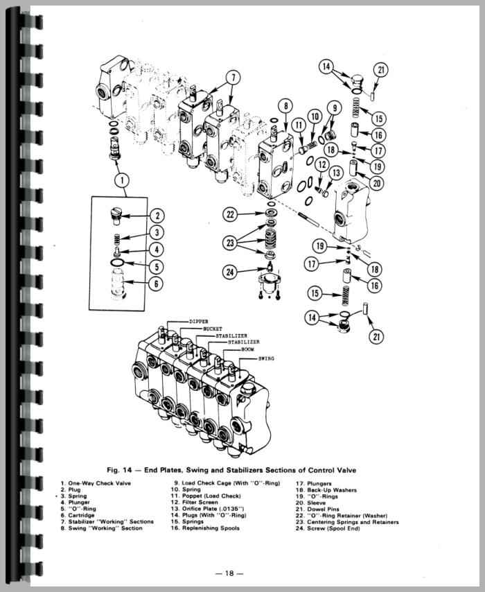 Massey Ferguson 20 Industrial Tractor Service Manual