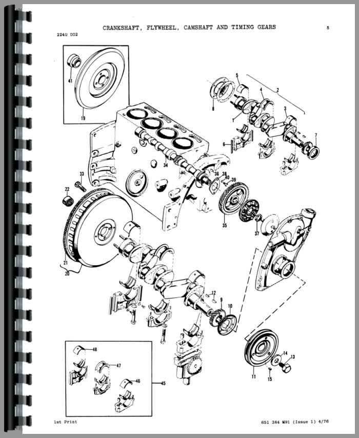 Massey Ferguson Power Steering Parts Diagram. Parts