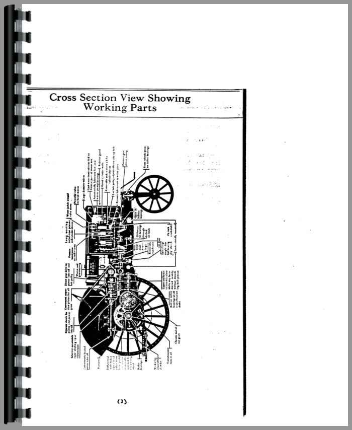 Oliver Hart Parr 18-27 Tractor Service Manual