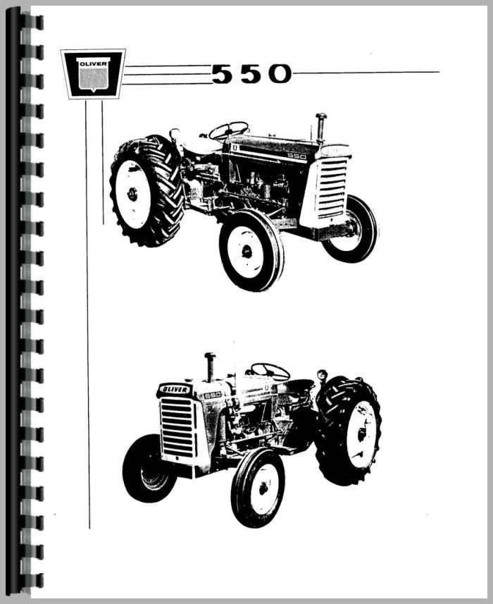 Oliver 550 Tractor Wiring Diagram Oliver 550 Tractor Tires