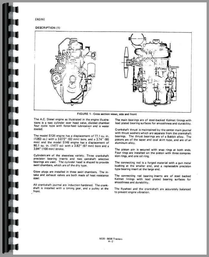 Simplicity 9523 Tractor Service Manual