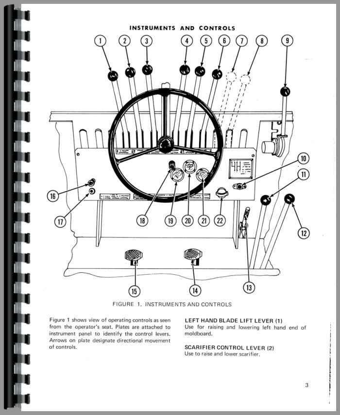Wabco 555 Grader Operators Manual