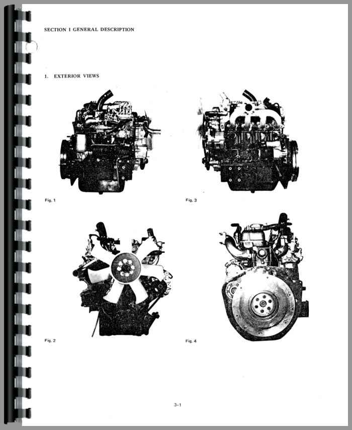 White 37 Field Boss Tractor Service Manual
