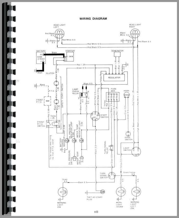 Yanmar 1700 Ignition Wiring Diagram Dodge Ignition Wiring