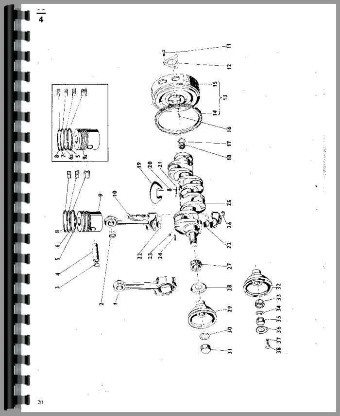 Zetor 7745 Tractor Parts Manual