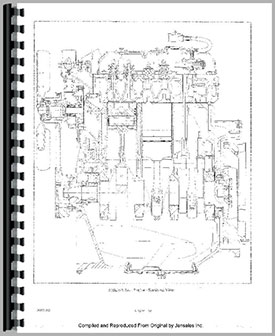 Allis Chalmers 5040 Tractor Service Manual