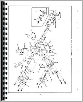 Allis Chalmers D15 Wiring Diagram Allis Chalmers D15