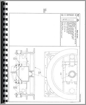 Bucyrus Erie 22-B Crane, Shovel, Clam Parts Manual