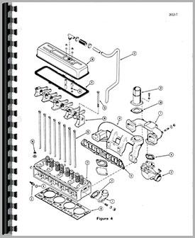 Case 26 Backhoe Attachment Service Manual