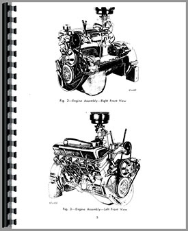 Chrysler H-225 Engine Operators Manual