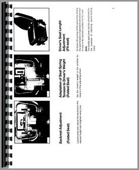 Deutz 6275 Tractor Operators Manual
