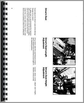 Deutz D4507 Tractor Operators Manual