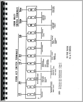 Deutz Tractor Hydraulic Schematic, Deutz, Free Engine