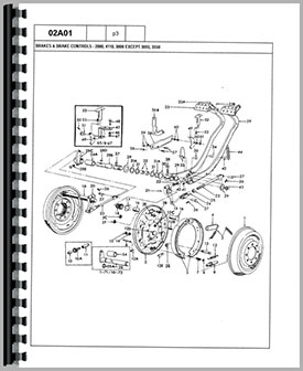 Ford 5000 Service Manual Download