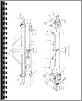 Motor Grader Tractor Motor Grater Tractor Wiring Diagram