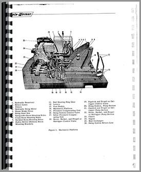 Hein-Werner C12 Excavator Service Manual