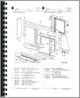 International Tractor Engine Rebuild Kits Tractor Engine