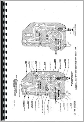 David Brown Tractor Wiring Diagram on
