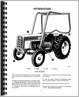 International Harvester 574 Tractor Wiring Diagram Farmall