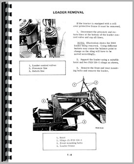 International Harvester 584 Tractor Service Manual