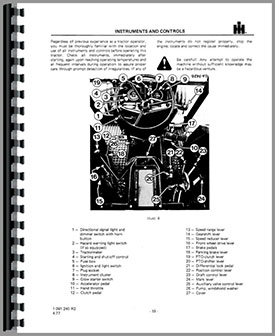 Electrical Wiring Diagram For Farmall 350 Electrical
