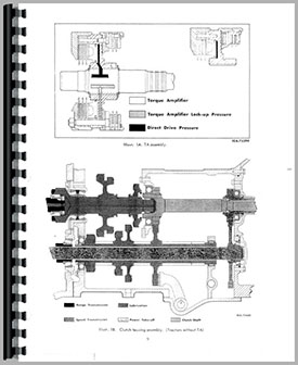 International Tractor Engine Bearings, International, Free