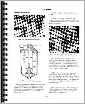 Farmall 826 Tractor Service Manual