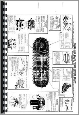 International Harvester TD14 Crawler Service Manual