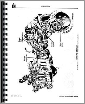 International Harvester TD15B Crawler Service Manual