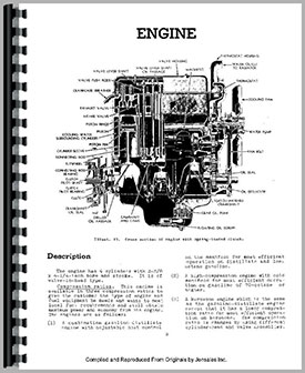International Harvester U4 Power Unit Service Manual