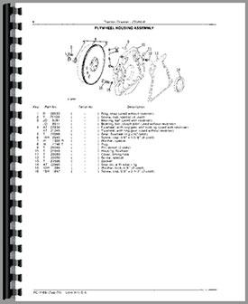 John Deere 350b Crawler Parts. John. Tractor Engine And