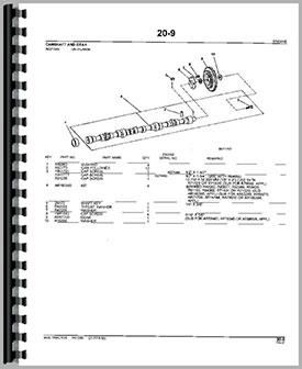 John Deere 4430 Tractor Parts Manual