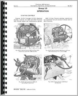 John Deere 6-380 Engine Service Manual