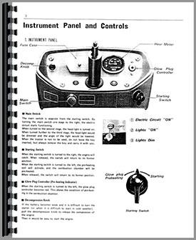 Kubota L175 Tractor Operators Manual