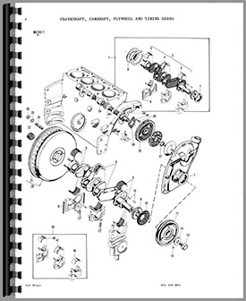 3010 New Holland Ignition Switch Wiring Diagram  New Holland