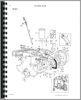 MasseyFerguson 70 TractorLoaderBackhoe Manual_95753_3__89823 john deere f1145 wiring diagram auto electrical wiring diagram
