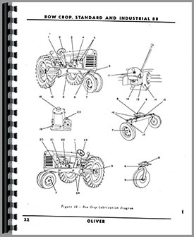 Oliver 77 Wiring Diagram, Oliver, Free Engine Image For