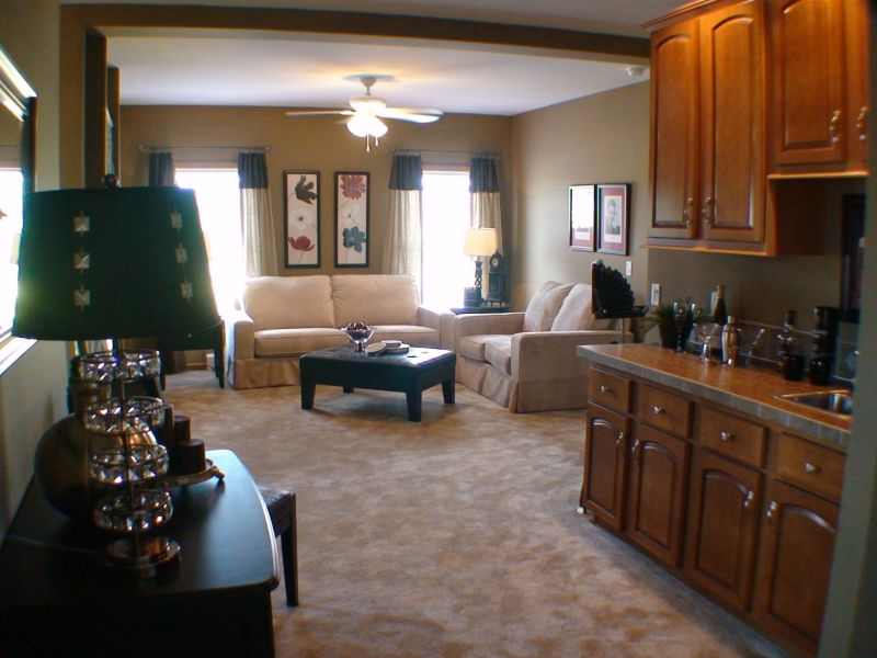 AGL Homes  Photo Gallery  Living  Family Rooms
