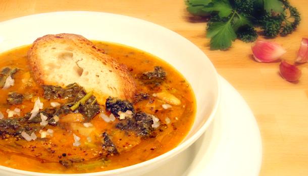 Ribollita - Tuscan Peasant Soup