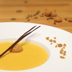 Zuf: a pumpkin soup from Friuli Venezia Giulia