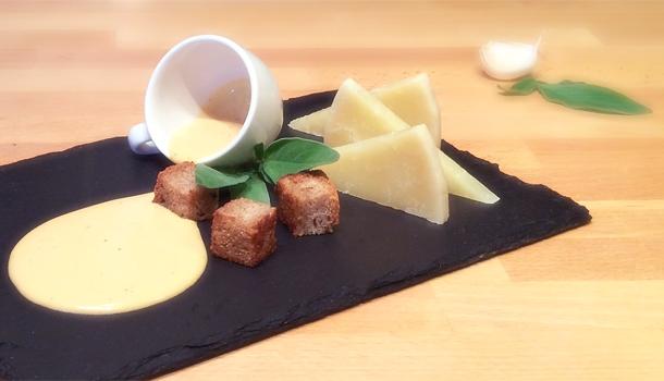 Eggs and vinegar sauce - Toc' di ûs e asêt