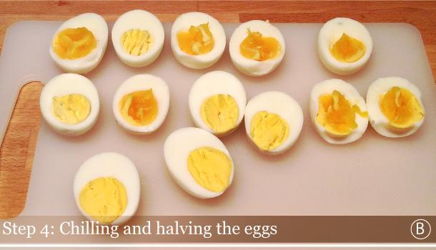 """""""Eggs in Tomato Sauce"""" recipe: """"Eggs al Funghetto"""""""